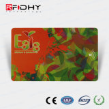 Prix compétitif 13.56imprimable MHz cartes RFID pour le contrôle des accès