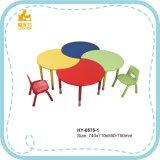 Tableau en bois de jardin d'enfants en métal réglable des meubles de gosses