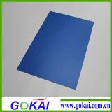 Bonne feuille rigide de PVC de la résistance électrique 0.1-6mm