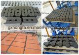 Machine de fabrication de brique concrète complètement automatique de la colle de Qt12-15f