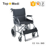 [مديكل قويبمنت] [مغ] عجلة يطوي مستشفى فولاذ كرسيّ ذو عجلات يدويّة لأنّ يعيق