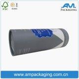 La impresión de lujo la ronda de embalaje Caja de regalo al por mayor de tubo de correo