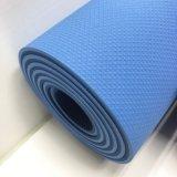 Stuoia di ginnastica di yoga della gomma naturale del TPE di forma fisica di esercitazione