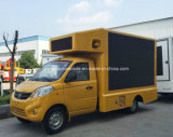 4X2 DEL annonçant le petit véhicule d'écran du mobile DEL de camion pour l'exportation
