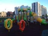 Equipamento ao ar livre do campo de jogos do brinquedo do carro da criança (YL-C098)