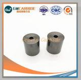 堅い金属は炭化タングステンの鍛造材のダイスをセメントで接合していた