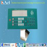 telclado numérico del interruptor de membrana del control numérico de la Muti-Capa de 3mvhb Backahesive