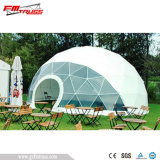 4x3m Meia Dome tenda para armazenar Booth