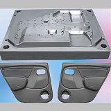 Muffa di plastica del testo fisso del portello di automobile dell'iniezione per le parti interne automatiche