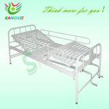 Plastic-Spray cama de acero con una manivela (SLV-B4012)