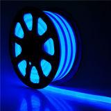 Cambio de color RGBW 220V la decoración de bodas de luz LED Neon Flex cuerda