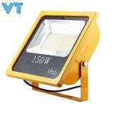 200W純粋で白く再充電可能な屋外LEDの洪水ライト