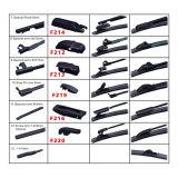 As auto peças sobresselentes de Guangzhou vendem por atacado a lâmina de limpador macia Multi-Functional do pára-brisa de 10in1 Aerotwin