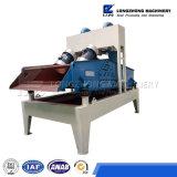 機械をリサイクルする広く利用された第6砂