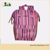 Mini sac d'école fait sur commande coréen de femmes de sac à dos