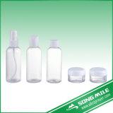 jogo cosmético de viagem do frasco do uso 10PCS