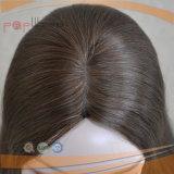 Virgin Remy 인간적인 머리 실크 최고 여자 가발 (PPG-l-0963)