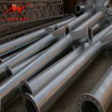 Elektrische Übertragungs-Aufsatz-Stahlverteilung Pole