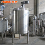 Steam Heating Jacketed Mixng Tank clouded