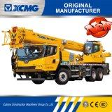販売のためのXCMG 16ton Xct16のトラックによって取付けられるクレーン
