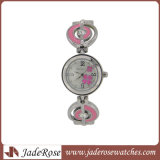 Commerce de gros de la mode en alliage de Lady montre-bracelet Watch