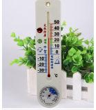 Interiores o exteriores con termómetro Higrómetro / Humedad útil