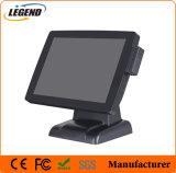 """Preiswerteste 15 """" alle in einem Touch Screen Positions-System mit 8 Digital LED-Bildschirmanzeige"""