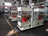 Borracha do fabricante de China que Vulcanizing a máquina hidráulica da imprensa da placa quente