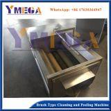 직업적인 고구마 껍질을 벗김 기계 카사바 청소 및 껍질을 벗김 기계