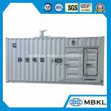 Super leiser Qualitäts-Behälter-Typ leiser Dieselgenerator für irgendwelche Motor-Marken