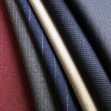 Geweven Barathea van de Wol Stof, de Gemengde Stof van de Wol Polyester