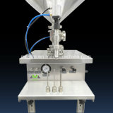 Coller la machine de remplissage en acier inoxydable de machine de remplissage de teintures capillaires