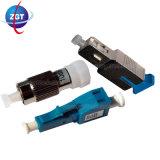 공장 공급 섬유 광학적인 1dB - 30dB 조정 LC/APC 단일 모드 광섬유 감쇠기