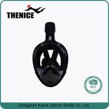 Visão 180 Graus Mergulho com máscara facial inteira Snorkel