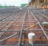 Le béton moule en plastique du bloc du contrôleur de panneau pour la construction de la Construction (BHKZK-1)