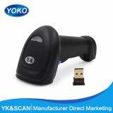 Scanner tenu dans la main sans fil de code barres de code d'IOS 2D portatif bon marché Bluetooth Qr d'androïde des prix