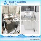Het halfautomatische Flessenspoelen van het Vat van 5 Gallon/Het Vullen/het Afdekken Machine