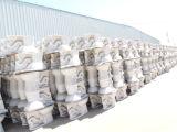 Toilette d'une seule pièce de siphon de salle de bains sanitaire en céramique d'articles pour le marché du Brésil