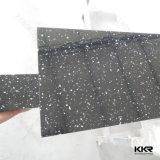 Feuilles extérieures solides acryliques artificielles en gros de la pierre 6mm