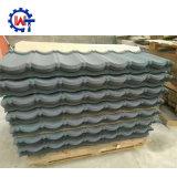 影響および軽量の石の上塗を施してある金属の屋根瓦への優秀な抵抗