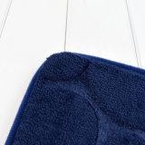단단한 Flannel 기억 장치 거품 발닦는 매트