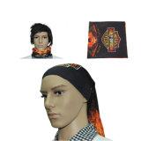 Assorbire il Bandana UV Headwrap senza giunte multifunzionale (YH-HS423) del sudore
