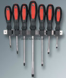 7ПК набор отверток в блистерной упаковке с двойной набор отверток инструмент для аппаратного обеспечения