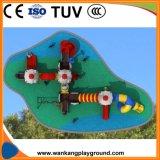 Спортивная площадка оптовых новых игрушек пластмассы напольная устанавливает (WK-A1021)