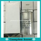 450VAC 35UF 에어 컨디셔너 기구 모터 실행 축전기 Cbb65 축전기
