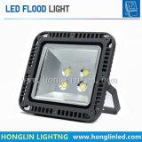 熱い販売のホーム庭超細い携帯用屋外LEDのフラッドライト150Wの穂軸LED