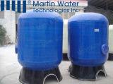 150水フィルターのためのPEの内部シェルが付いているPsi FRP圧力タンク