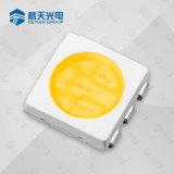 Microplaqueta 0.2W 2900-7000K 22-24lm do diodo emissor de luz de Shenzhen Getian 5050 SMD