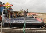 Kobalt-aufbereitende Maschine im Kongo