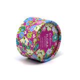 De blauwe BloemenDoos van de Gift van de Lip Boter Verpakkende